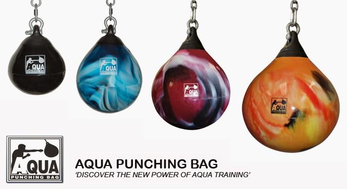 Aqua Punching Bags