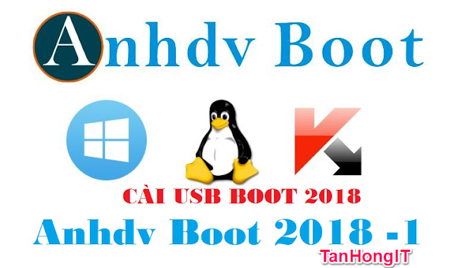 Anhdv Boot 2018