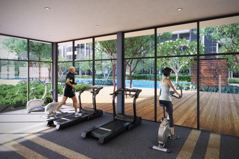 Parc Riviera Gym