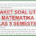 Soal UTS Matematika Kelas 5 Kurikulum 2013 Edisi Revisi Semester 1