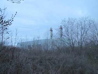Power Plant On Unwin Avenue Toronto