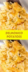 DELMONICO POTATOES - Cookies Cooking Corner