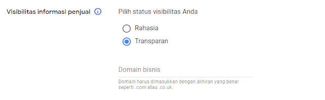 Cara Menghilangkan Notifikasi Sellers json Google AdSense