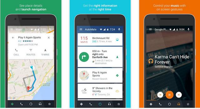 تطبيق AutoMate اطلق رسميًا على متجر قوقل بلاي