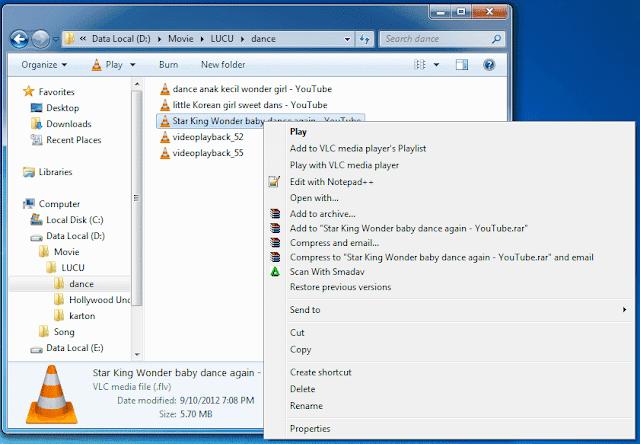 Cara Mengubah Format Video dengan Notepad++ - Application