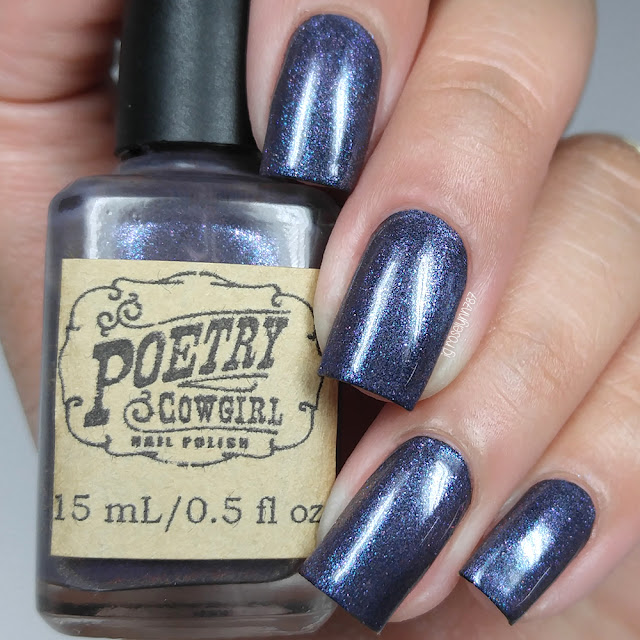 Poetry Cowgirl Nail Polish - Across The Universe