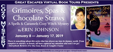 Upcoming Blog Tour 1/14/19