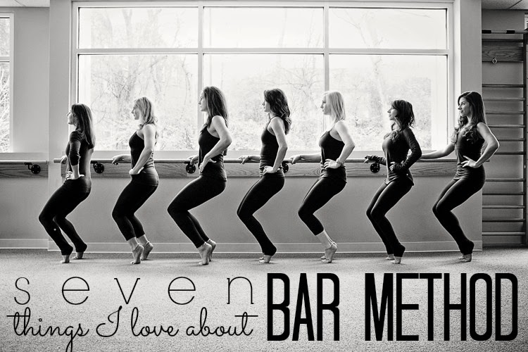 7 reasons to try Bar Method workout