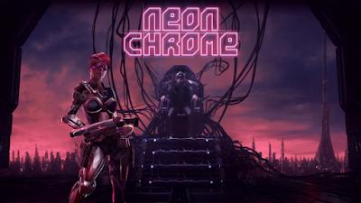 Neon Chrome apk + obb