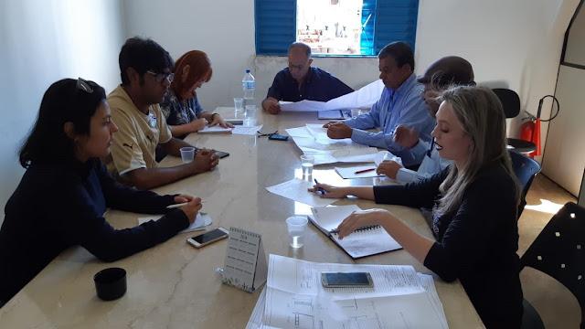Reunião discute construção da Casa da Cultura no Cruzeiro
