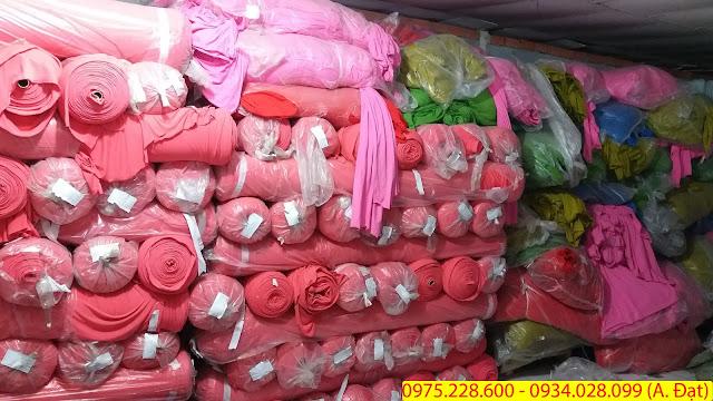 Thu mua vải tồn kho giá cao tại Tân Uyên - Bình Dương