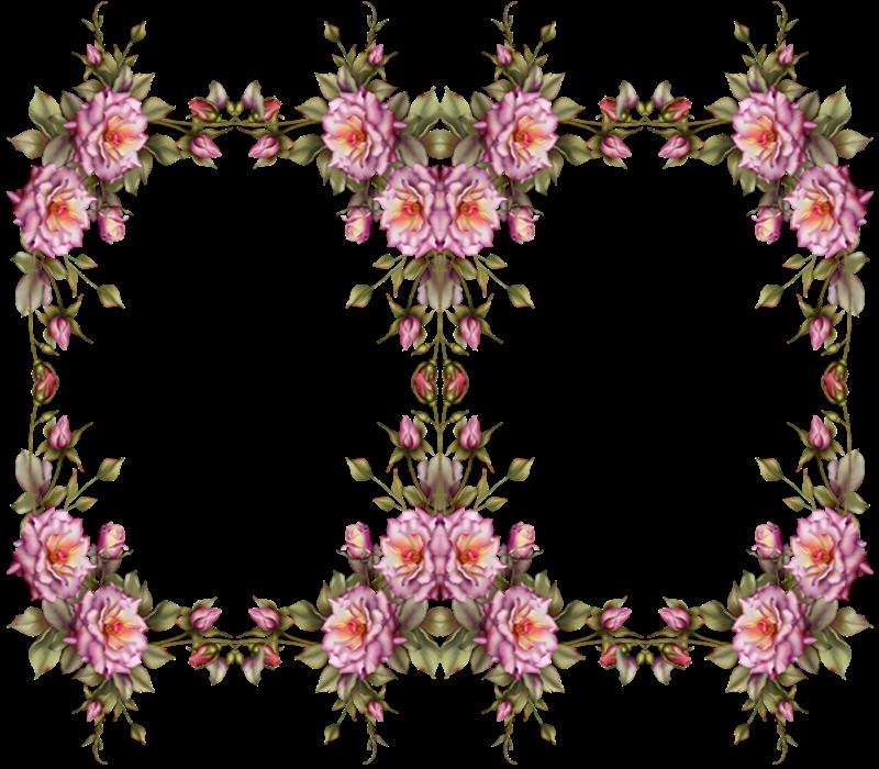 Famoso Marcos De Foto De La Flor Friso - Ideas Personalizadas de ...