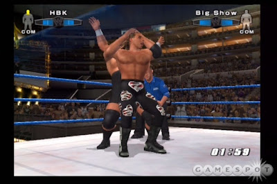 Download WWE Smackdown VS Raw 2006 Highly Compressed Game For PCHighly Compressed Game For PC