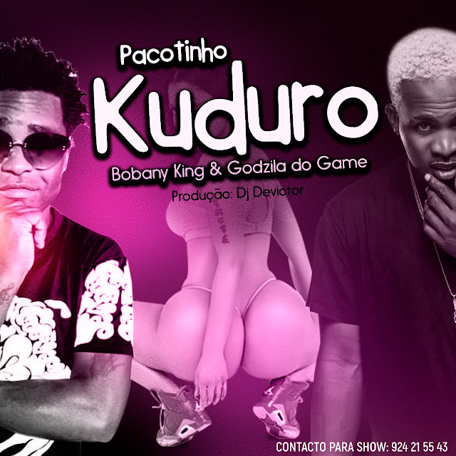 Pacotinho-Bobany King Feat Godzila do Game