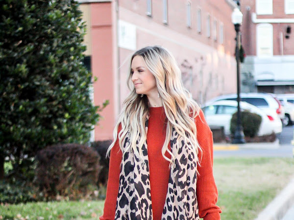 Sweater Dress with The Mint Julep Boutique