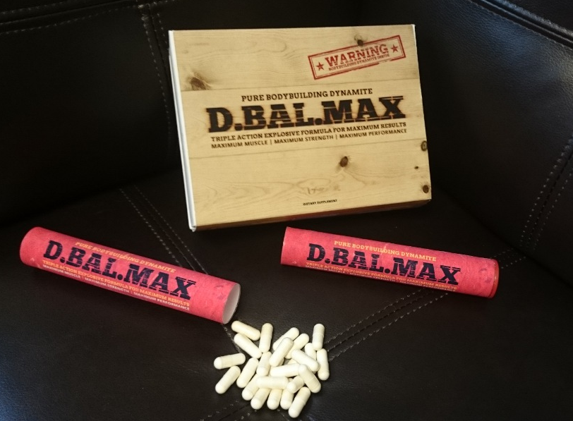 D.Bal.Max - Pure bodybuilding dynamite, Maximum Muscle