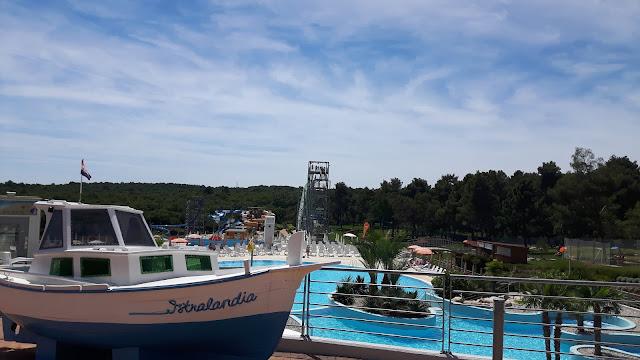 Wasserpark Istralandia in Istrien