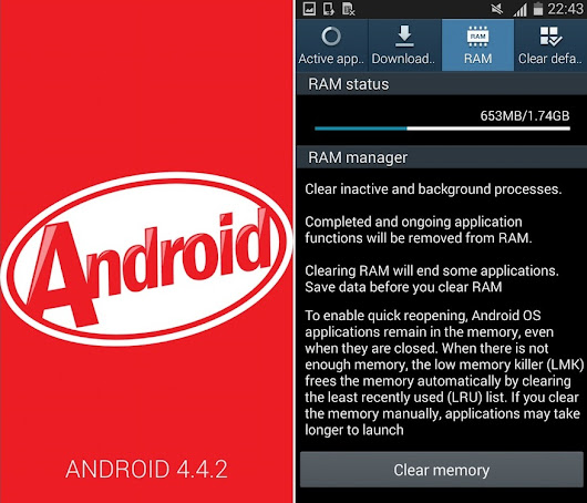 Samsung begins rolling out Android 4.4 KitKat to Samsung Galaxy Note 2 International version ~ World of Android News, Price, Apps Review & Rumor