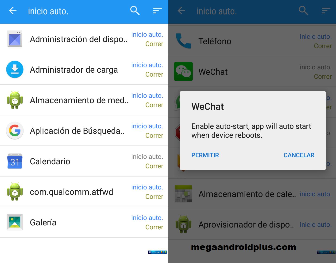 Eliminar aplicaciones basura detener apps que se for Aplicaciones para android auto