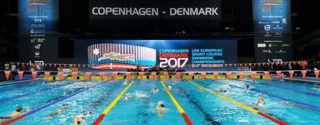 NATACIÓN - Campeonato de Europa en piscina corta femenino 2017 (Copenhague, Dinamarca)