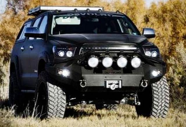 2016 Toyota Tundra Devolro Release