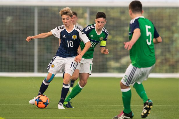 Arsenal, Manchester United and Chelsea set to fight for Billy Gilmour