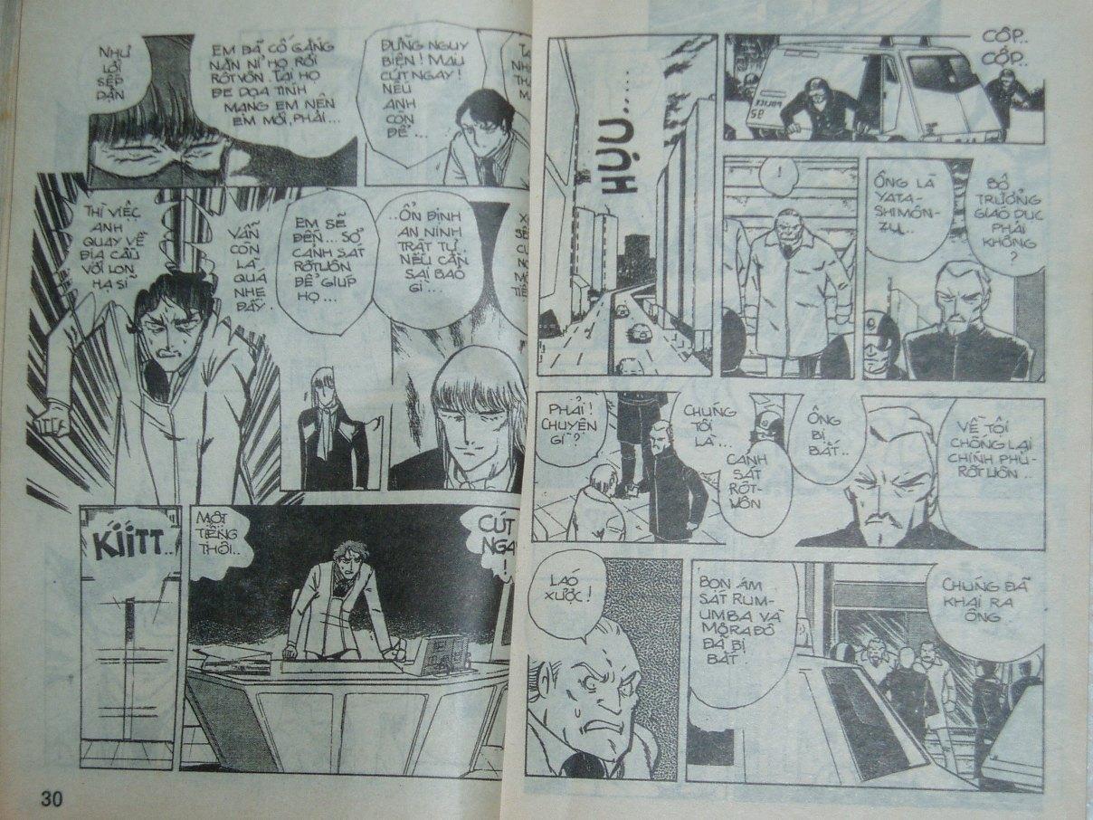 Siêu nhân Locke vol 03 trang 15