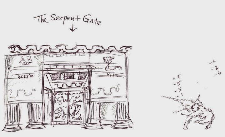 Olde School Wizardry: The Forbidden City (with teens