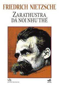 Zarathustra đã nói như thế