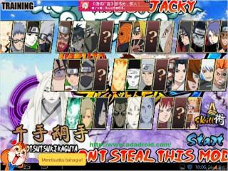 Naruto Senki Storm 4 v2 Mod by Jacky Apk