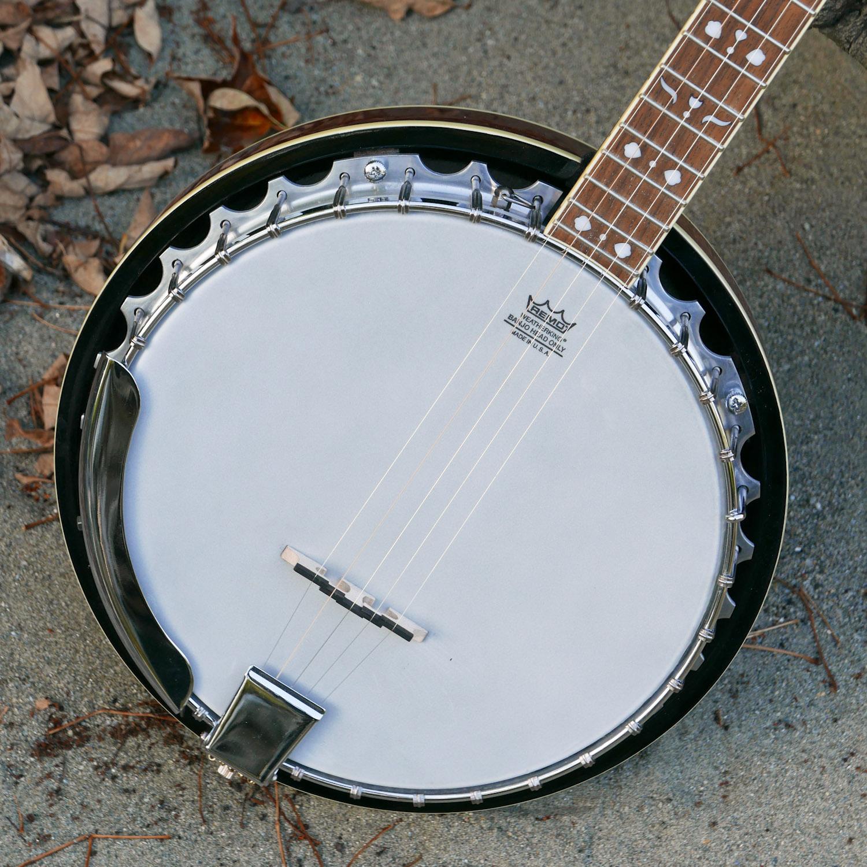 2003 Fender FB-54 Resonator 5-String Banjo