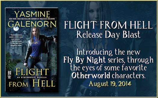 Feature: Flight From Hell Release Day Blast - August 19, 2014