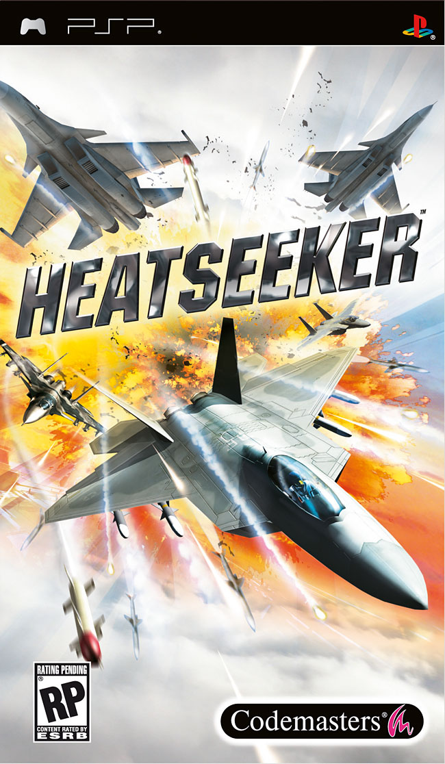 Heatseeker - PSP - ISO Download