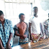 Police arrest 4 members of dreaded Awawa cult group in Lagos (PHOTO)