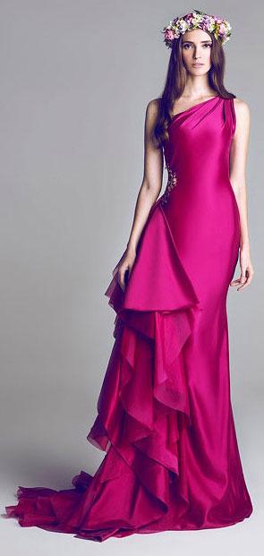 Hermosos vestidos de moda | Colección de moda para la noche
