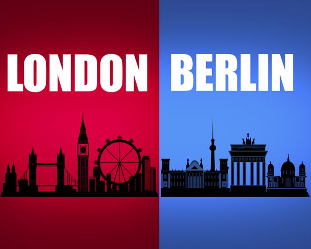 Χθες, σε Παρίσι και Λονδίνο