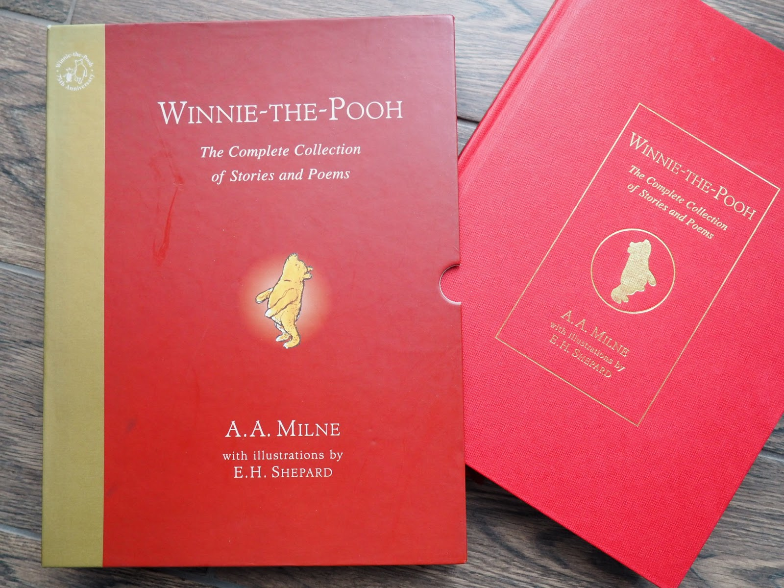 90th Anniversary - Winnie-the-Pooh