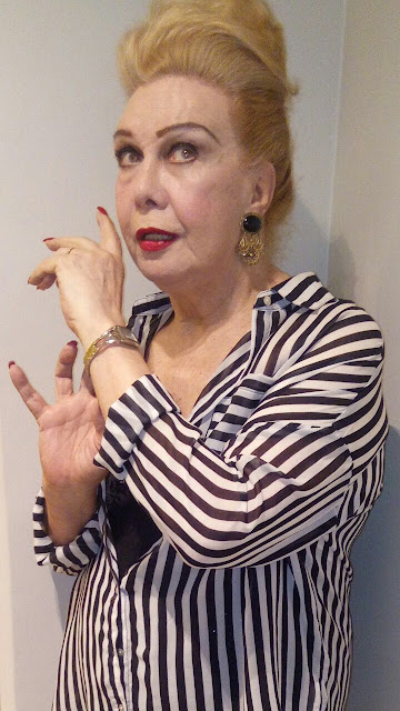 Rogéria morre aos 74 anos no Rio de Janeiro