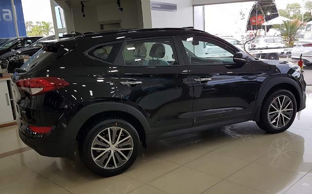 Hyundai New Tucson 2017
