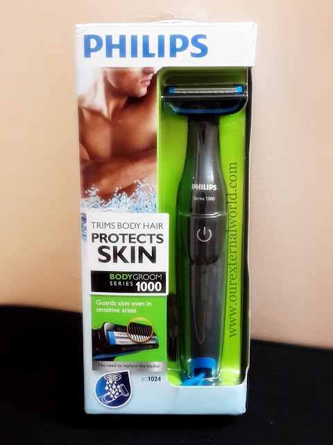 The Perfect Shave With Philips Body Groomer, Mens Grooming, Indian Beauty Blog