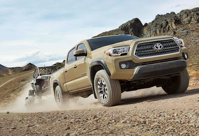 2018 Toyota Tacoma Redesign, Release Date And Price