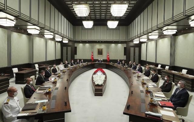 Το τουρκικό σύστημα πληροφοριών και διαχείρισης κρίσεων