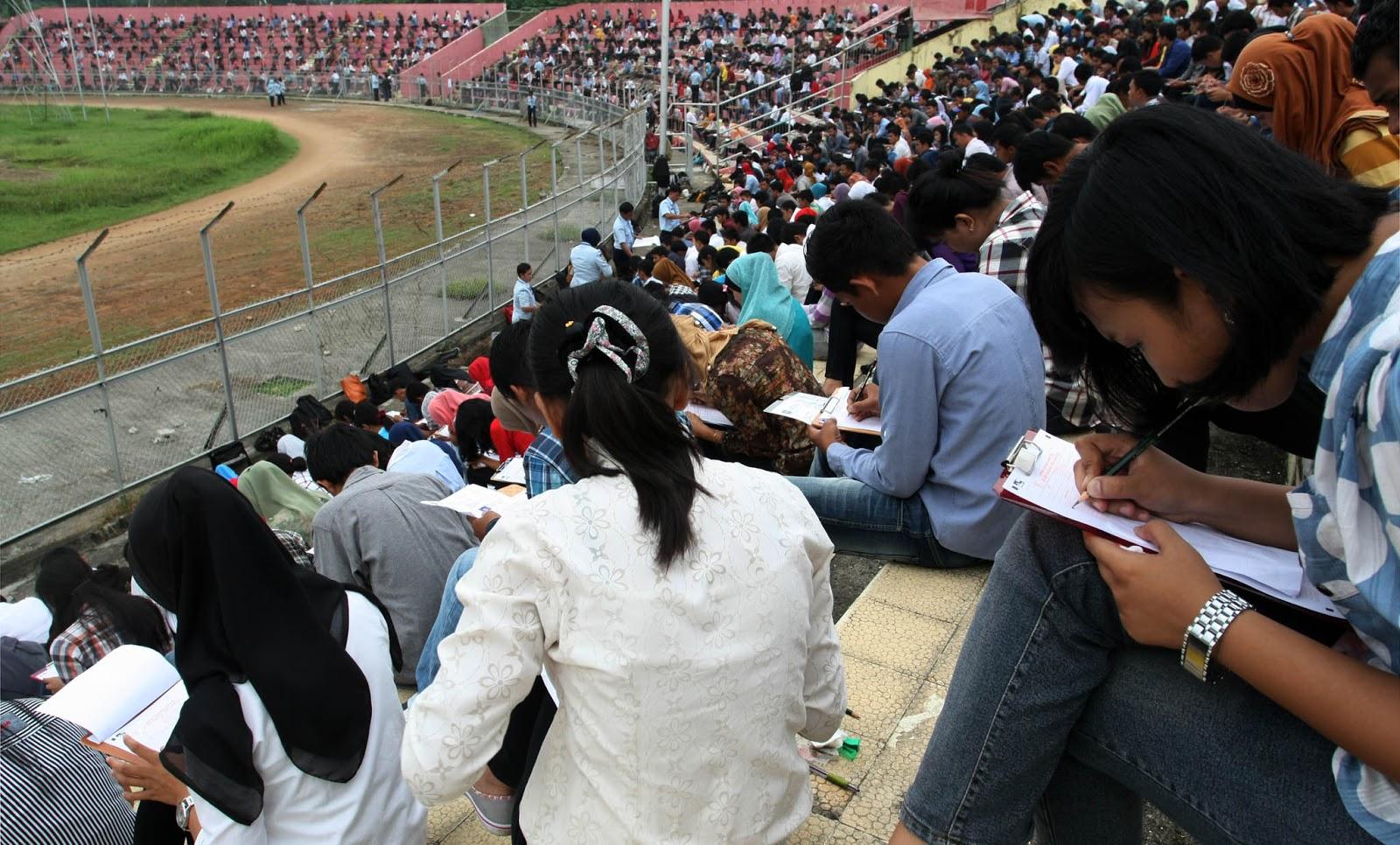 Pendaftaran Cpns Di Malang 2013 Pengumuman Pendaftaran Calon Bintara Pk Tni Au Agustus Contoh Surat Lamaran Kerja Cpns Kemenkumham Newhairstylesformen2014