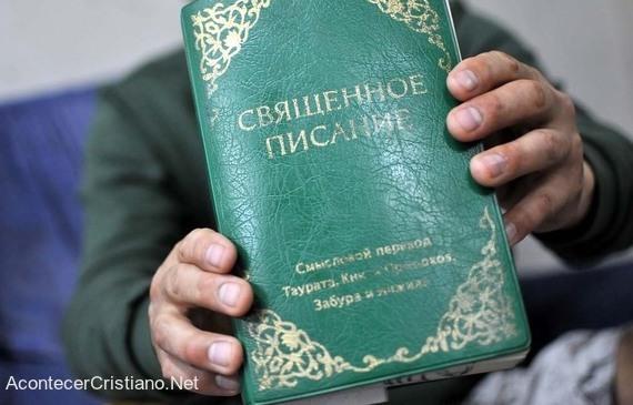 Traficante de Biblias