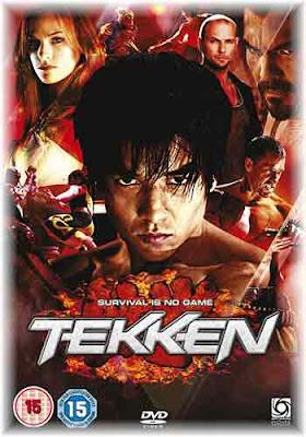 Tekken 2010 Dual Audio Hindi 480p BluRay | 300MB Poster