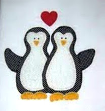 Meus pinguins!