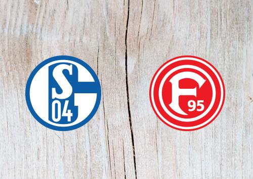 Schalke 04 vs Fortuna Düsseldorf - Highlights 6 Feb 2019