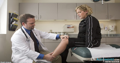 Hyperextension Knee Injuries Related to Sports - El Paso Chiropractor