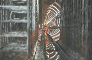 Aνακάλυψη υδραργύρου αναστατώνει το Μετρό της Θεσσαλονίκης