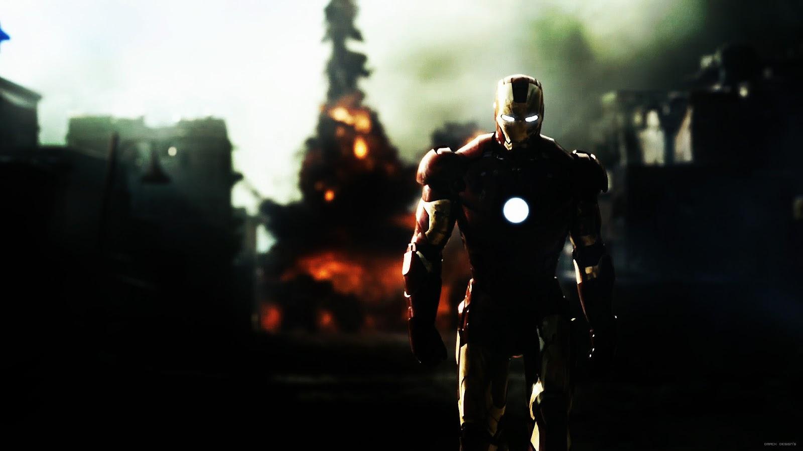 Wallpaper Iron Man Untuk HP Android Samsung HD Keren Bukan Artis